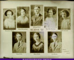 Seaton High School Class of 1922