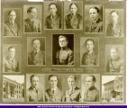 Aledo Illinois Military School Class of 1925
