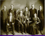 Unidentified Mercer County Family
