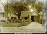 Unidentified Mercer County Residence and Garage