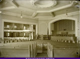 Aledo Methodist Episcopal Church Interior
