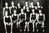 Colchester High School Basketball Team 1931