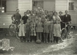 Colchester Hume School 1912