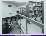 WIU Physical Sciences Library in Currens Hall