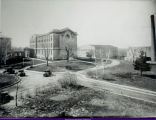 WIU Campus and Garwood Hall