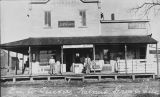 Walnut Grove Store c. 1906