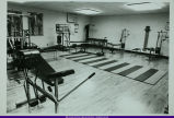 WIU New Brophy Hall Weight Room