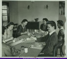 WIU Students in Home Management House 1941