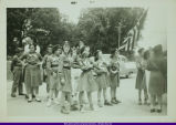 Macomb Memorial Day Parade 1957