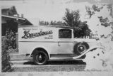 Macomb Dairy Delivery Truck