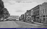 East and South Sides of Macomb Square ca. 1911