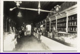 J. Speed Pennebaker Drug Store Interior c. 1890