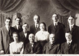Union National Bank Staff 1917