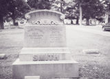 Smith, Albert J. and E. Grace Carpenter in Mt. Auburn Cemetery 2004