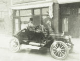Colchester Man Driving Automobile