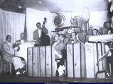 Al Sears with band