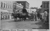 Pioneer Day East Side Square Macomb August 31, 1938