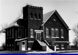 Sciota United Methodist Church Seymour Street 1989