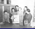 WIU Library 100,000 Volume Celebration 1954