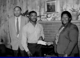 Gwendolyn Brooks Cultural Center Check Presentation 1987