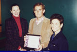 Presentation of the NUCEA Regional Awards WIU 1994
