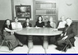 Faculty and Staff from Continuing Education WIU 1999