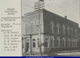 First National Bank of Bushnell