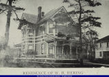 Residence of William H. Herring Bushnell