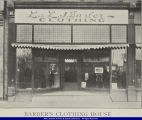 Barber's Clothing House Bushnell