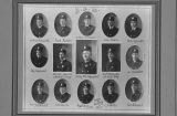 Members of Bushnell Fire Department 1917