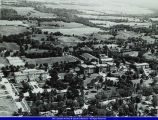 WIU Aerial View of Campus c. 1940