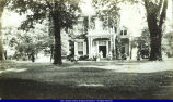 House in Macomb circa 1900