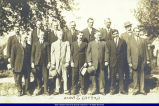 Group of Men in early 1900s