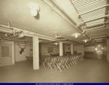 Basement at Union National Bank at 119 North Randolph Street 1917
