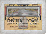 Electric Power from the Mississippi; Vols. 06-10