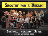 Softball Media Guide 1996