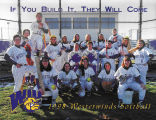Softball Media Guide 1998